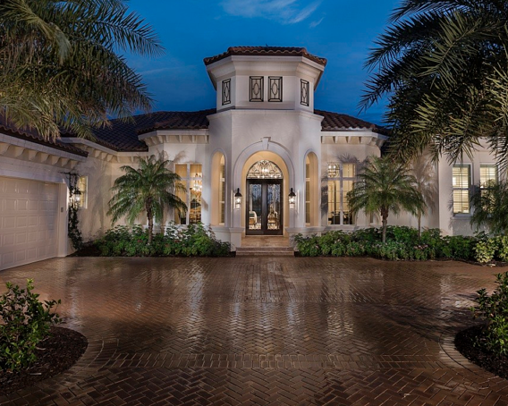 The Delfina model home at The Founders Club