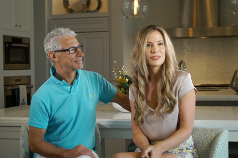 Dr. Robert Kiltz and Teah Hall discuss their experience with luxury home builder London Bay Homes.