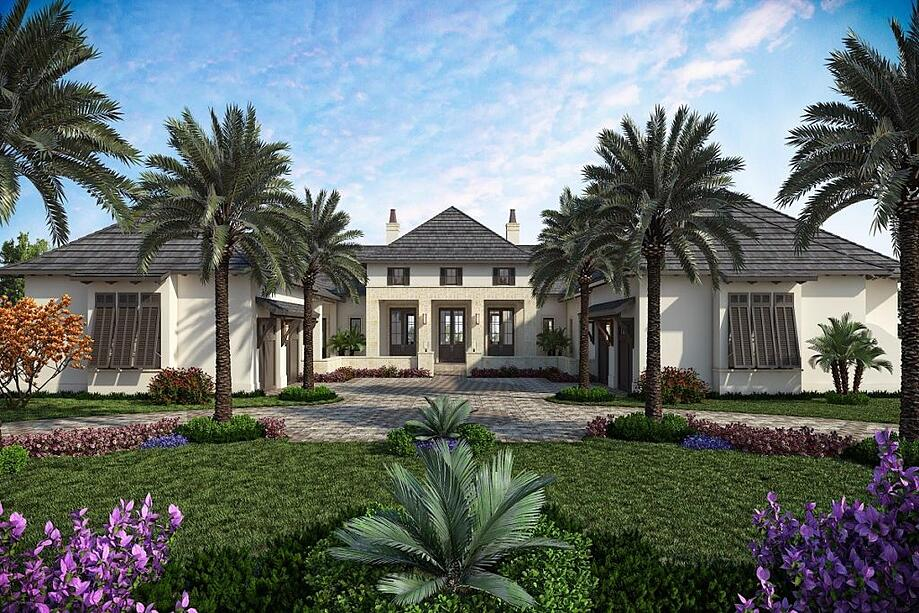 Sarasota Real Estate: The Founders Club's Sarasota home builder, London Bay Homes, can create a unique home just for you