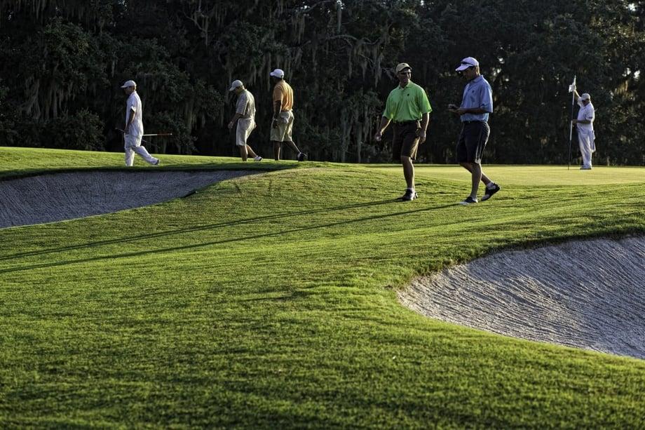 Golf Community Events