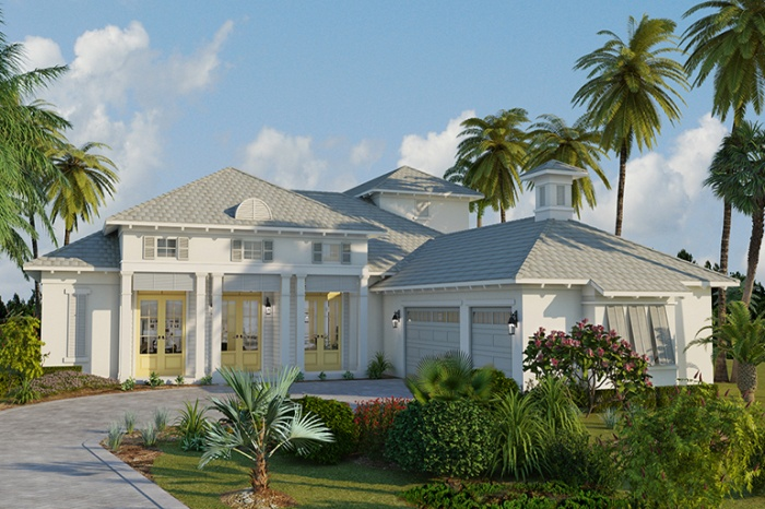 The Founders Club Homes: The New Isabella Two Story