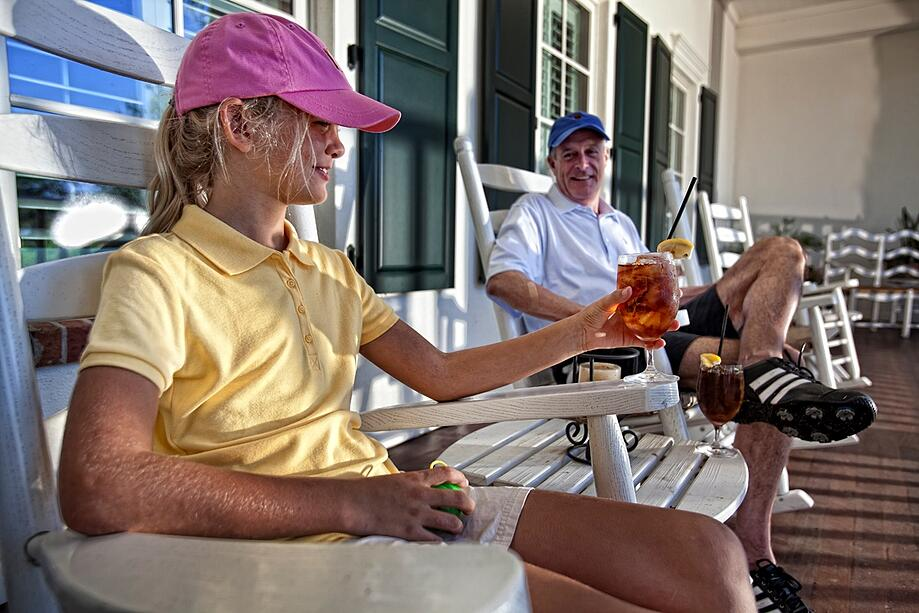 The Founders Club amenities make our Sarasota golf community that much  more fun