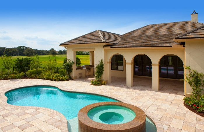 The Belita Golf Cottage is an unfurnished luxury home for sale at The Founders Club