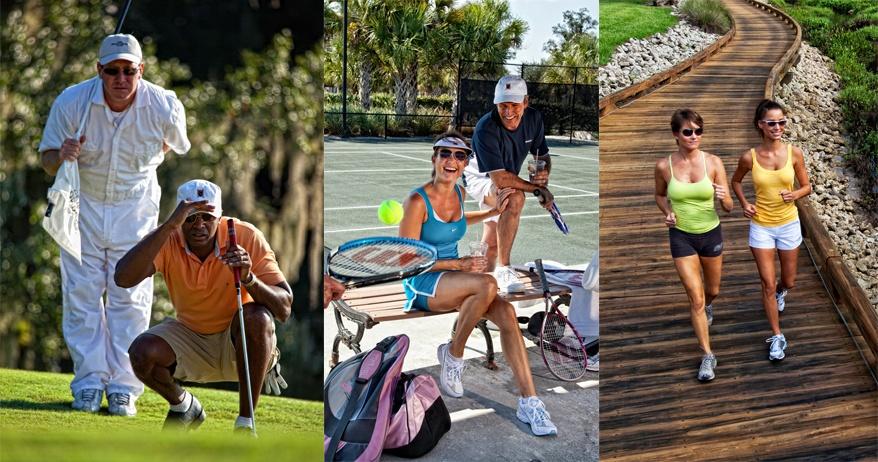 Luxury Amenities at our Sarasota Golf Community
