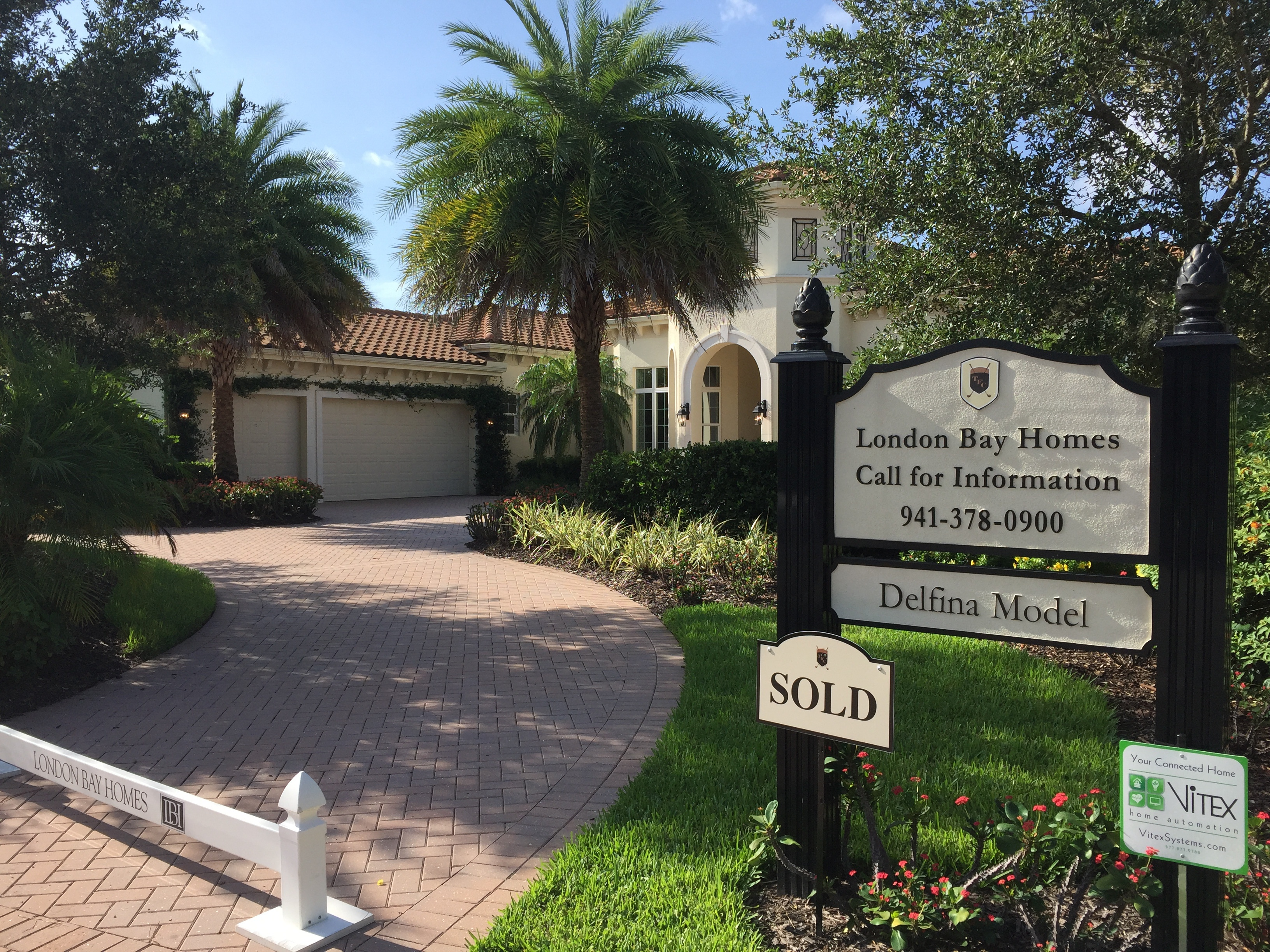 Sold - The Delfina Model by London Bay Homes