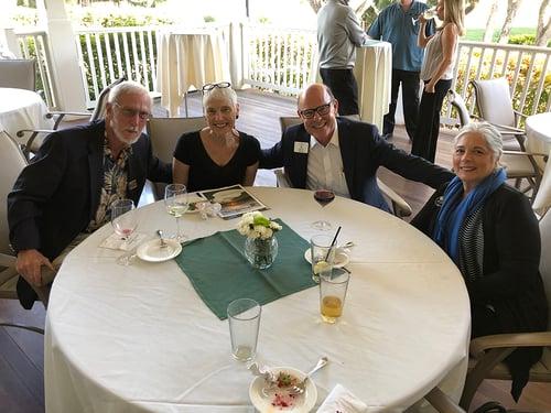 Steve Reid, Alice Reid, Steve Gibson, Deb Codella 2
