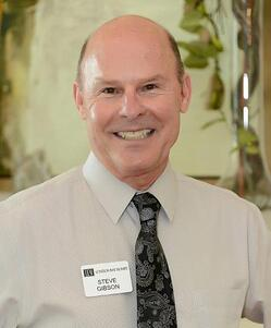 THE FOUNDERS CLUB COMMUNITY'S SALES EXECUTIVE STEVE GIBSON