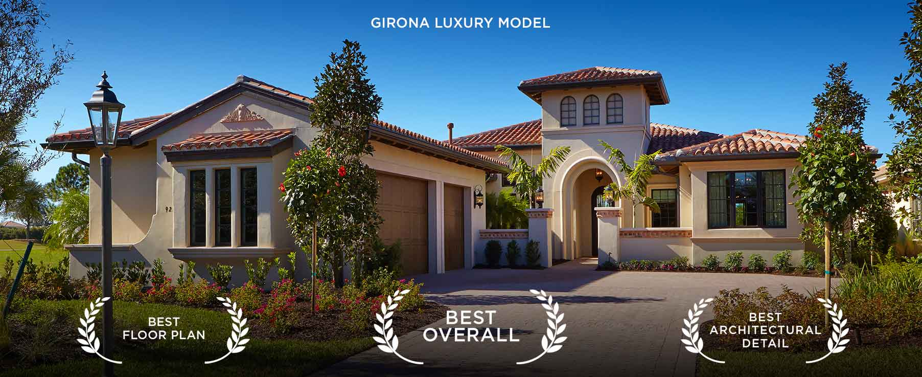 The Founders Club Community's Luxury Model Homes Win Big During the Manatee-Sarasota BIA Parade of Homes